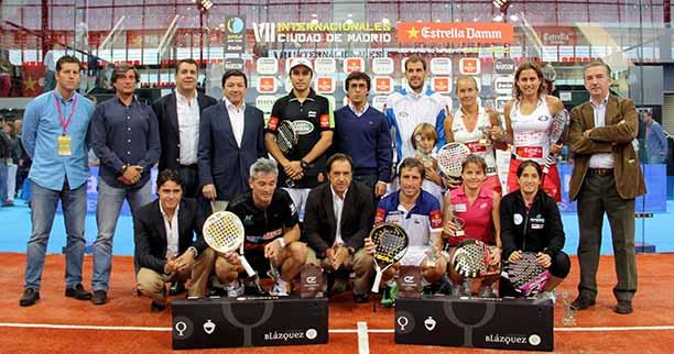 ppt madrid campeones Crónica Oficial de las finales en el  PPT Madrid