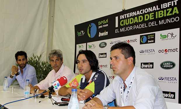 sanyo Presentación oficial del I Internacional IBFIT Ciudad de Ibiza