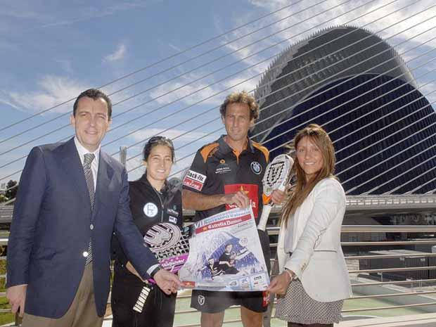 auguste iciar Presentación Oficial del PPT de Valencia