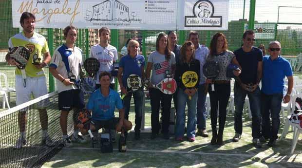 ekke1 Biglieri - Sanmartí y Marrero - Duran vencen en el Gran Slam Palau de Margalef