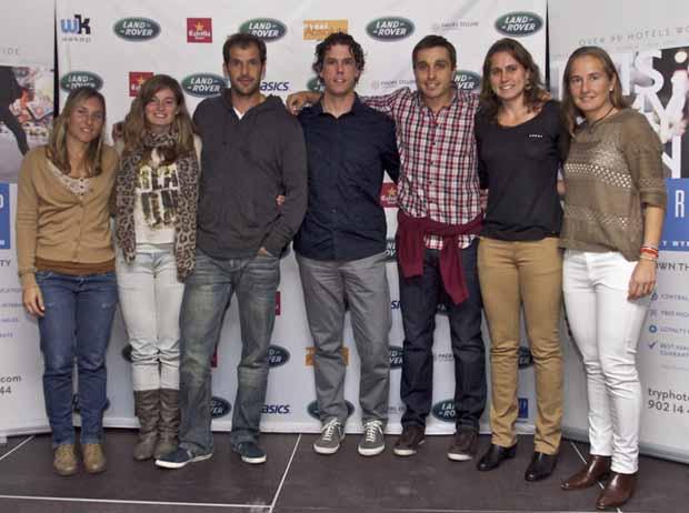 Team Land Rover Land Rover Padel Tour: Master en Málaga