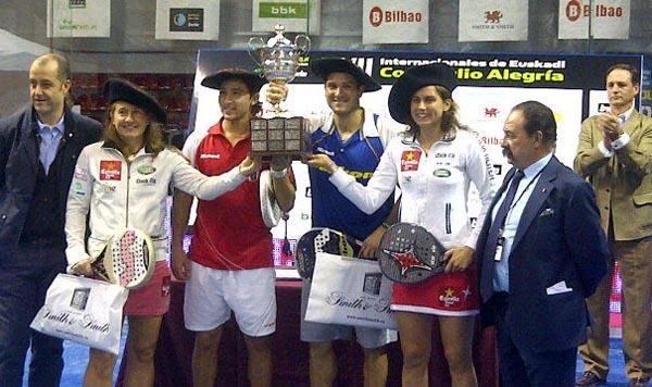 campeones ppt bilbao Nerone - Sanyo y Navarro - Reiter ganan el #PPTBilbao