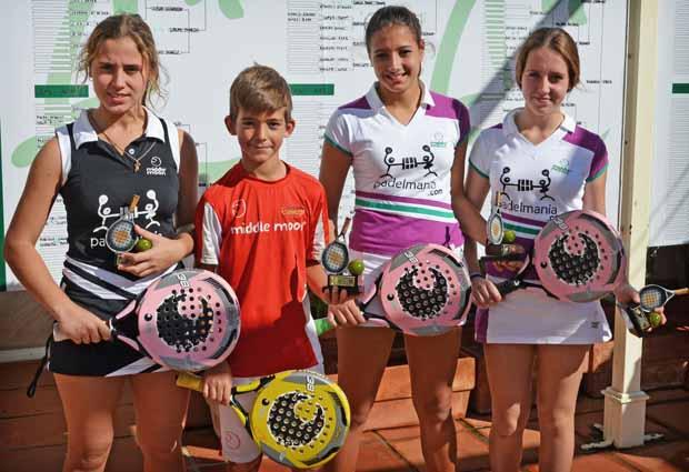 campeones andalucia mm La cantera de Middle Moon destaca en Andalucía