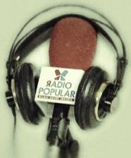 radiopopular 1 Entrevista de Radio Popular a Jaime Bergareche y Andoni Bardasco por Cris Garcia
