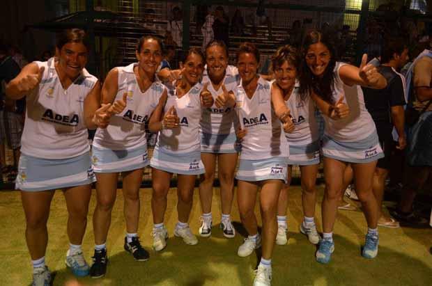 campeonas mundial Argentina reconquista el trono mundial