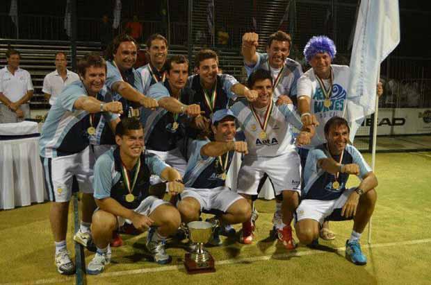 campeones mundial Argentina reconquista el trono mundial