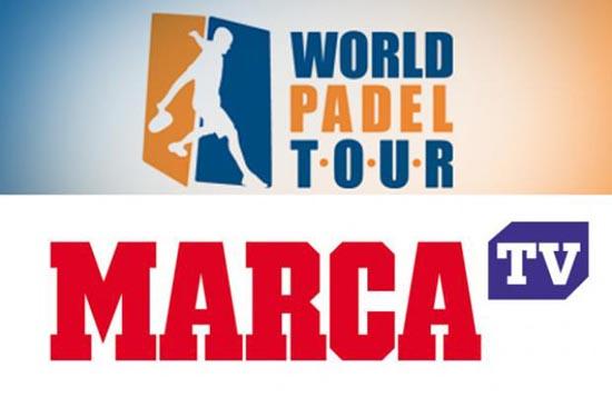 con marca Los detalles del acuerdo televisivo entre MarcaTV y World Padel Tour