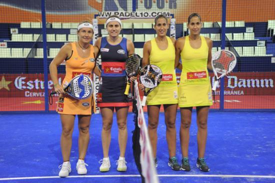 Semifinal bilbao femenina world padel tour 2013