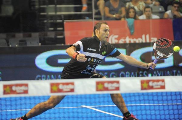 Javier Limones WPT Granada