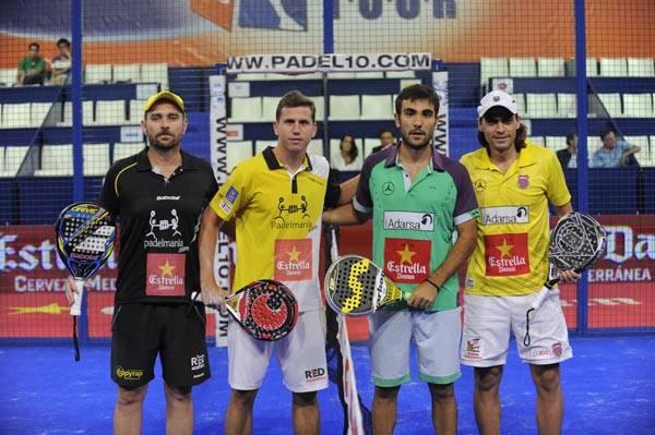 Los principes en Bilbao International Open