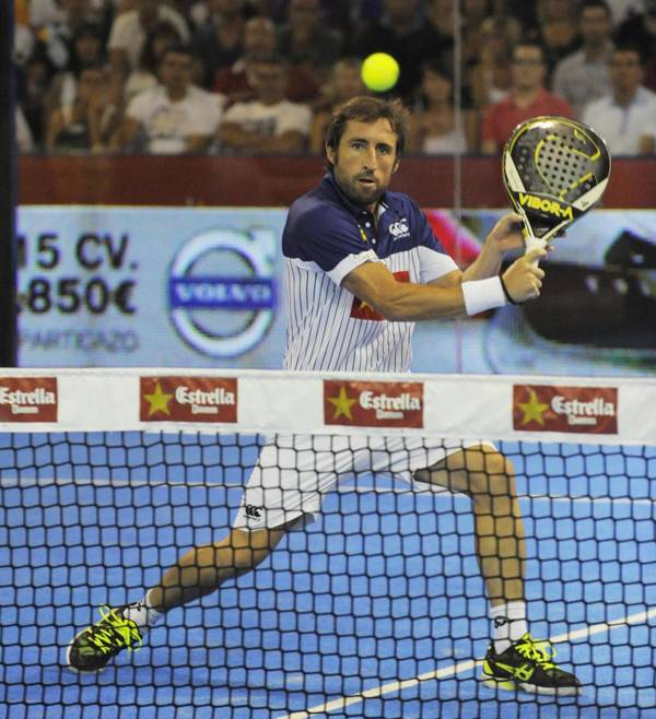 World padel tour La Nucia