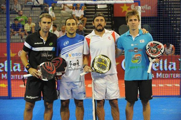 Octavos World Padel Tour Granada 2013