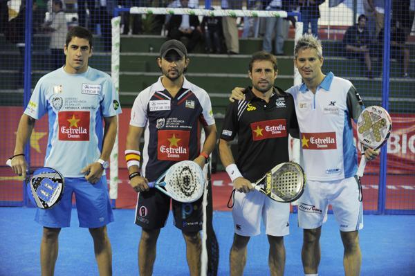 Maxi Sánchez y Daniel Sanyo Gutiérrez vs Maxi Grabiel y Miguel Lamperti