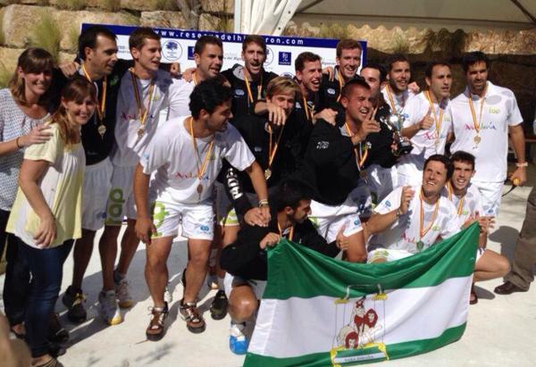 Seleccion masculina Andalucía