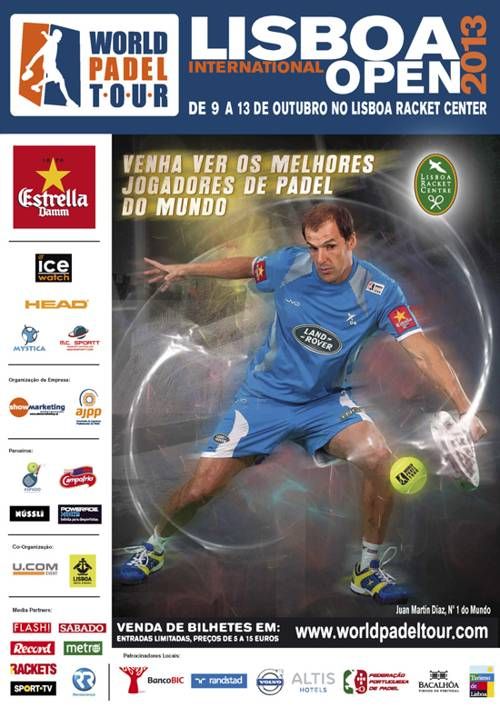 world padel tour Lisboa