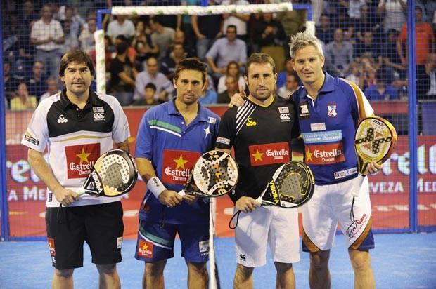 Cristian Gutiérrez y Matías Díaz vs Maxi Grabiel y Miguel Lamperti