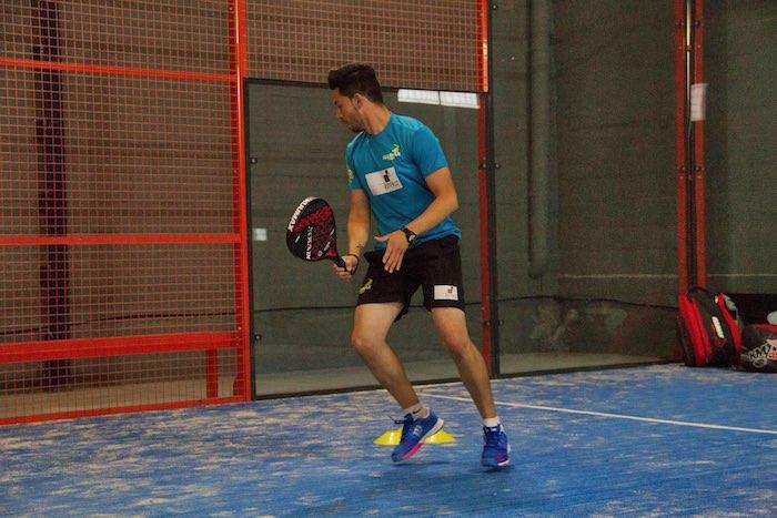 Mejorar tu preparación física te hace mejor jugador de padel