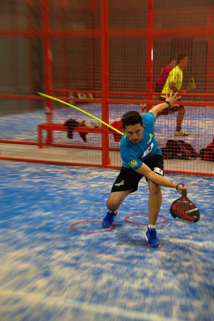 Mejorar tu preparación física te hace mejor jugador de padel1