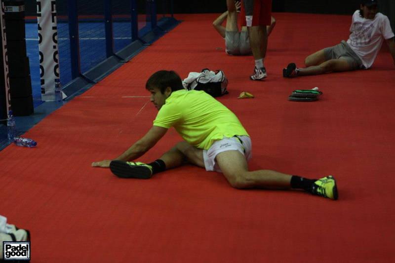 ¿Por qué entrenar preparación física en el pádel?