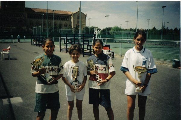 Campeonato de Aragón Alevín 1995