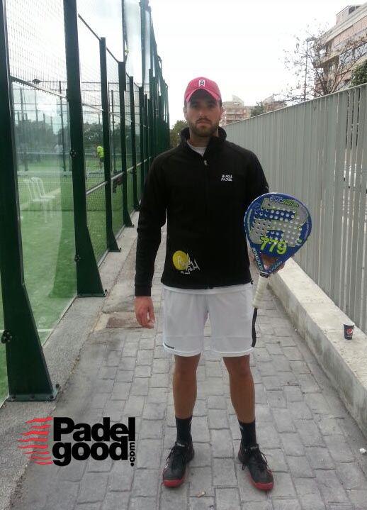 Rafa Mendez Padel