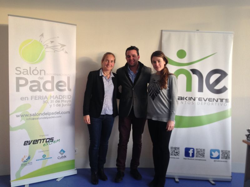 salon del padel madrid