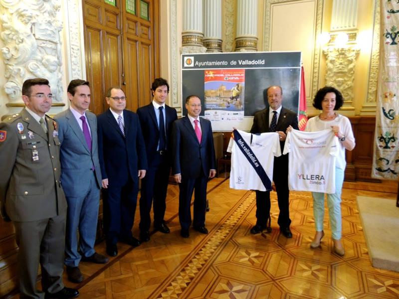 Open de Padel Valladolid IPA polo oficial