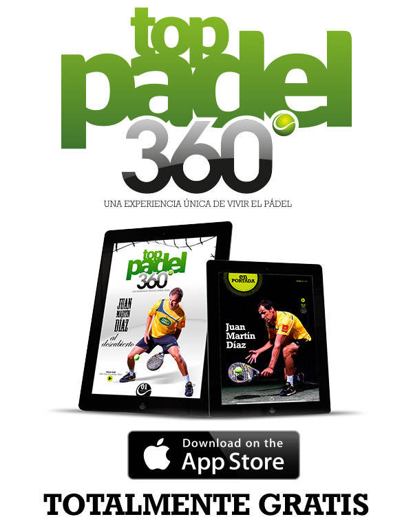 Top Padel 360 revista