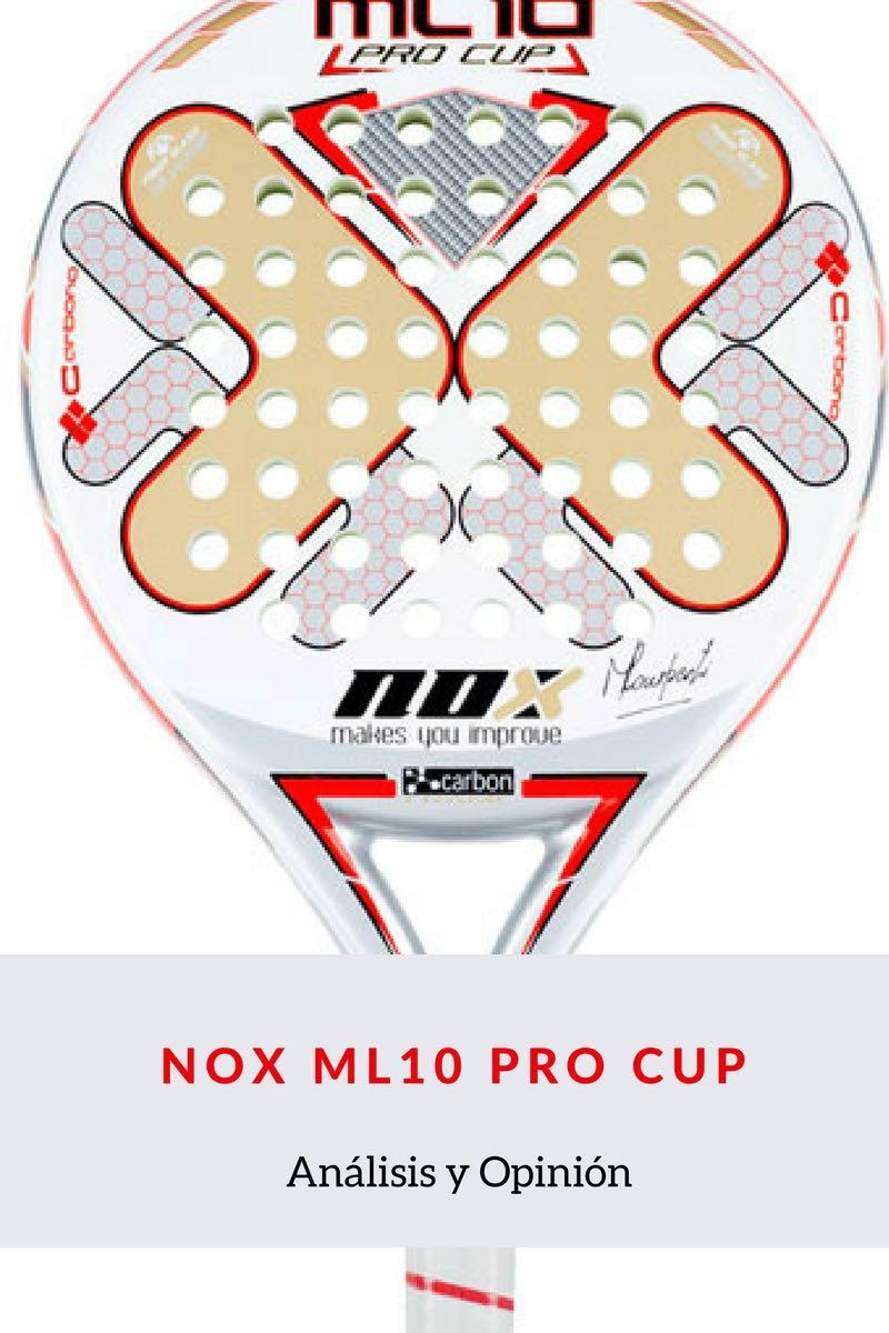 NOX ML10 Pro Cup Miguel Lamperti