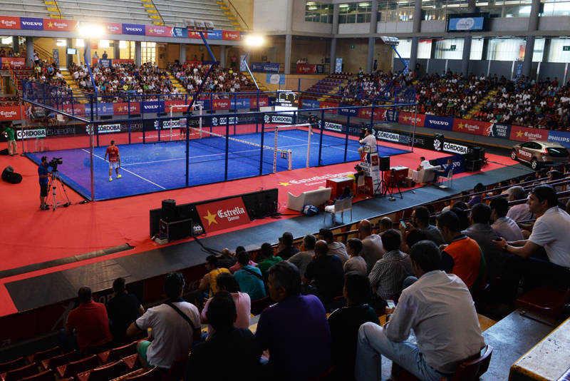 Panoramica world padel tour cordoba