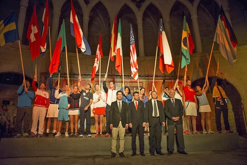 Mundial de Palma inauguración