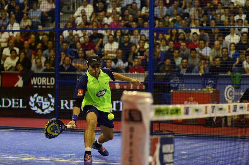 Valencia Fernando Belasteguin Saber competir en pádel