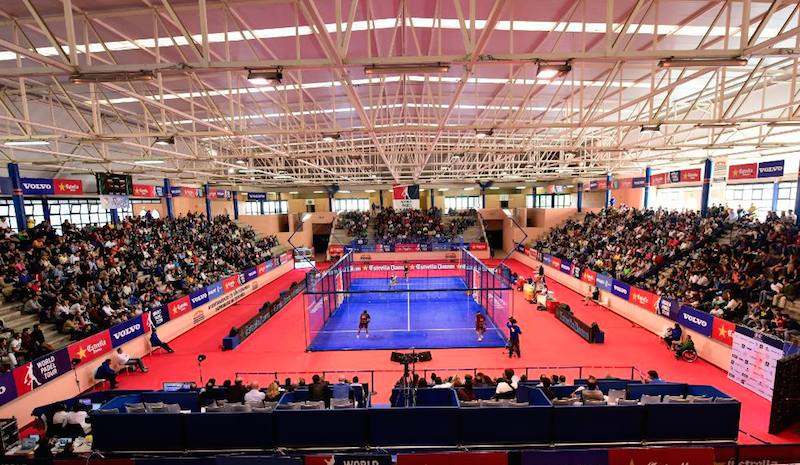 panoramica world padel tour san fernando