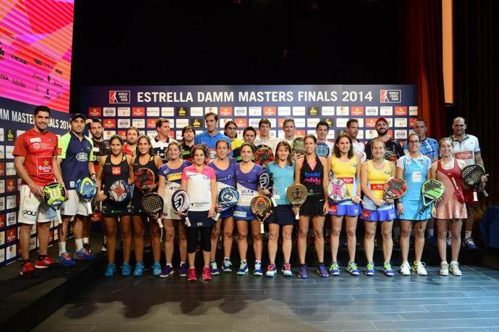presentacion Master World Padel Tour Guía Máster World Padel Tour Femenino 2014