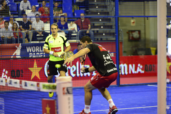 Fede Quiles Silingo Parejas y ranking masculino World Padel Tour 2015