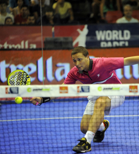Lucas campagnolo Parejas y ranking masculino World Padel Tour 2015