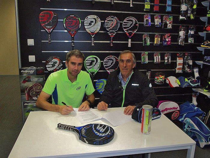 raul diaz bullpadel