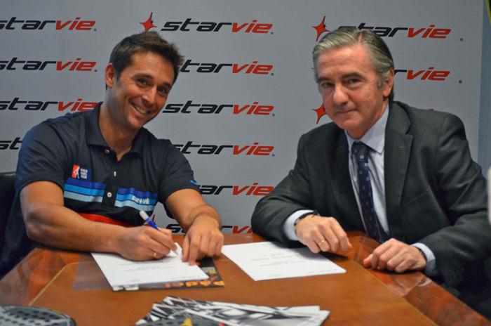 Firma Martías Díaz Star Vie