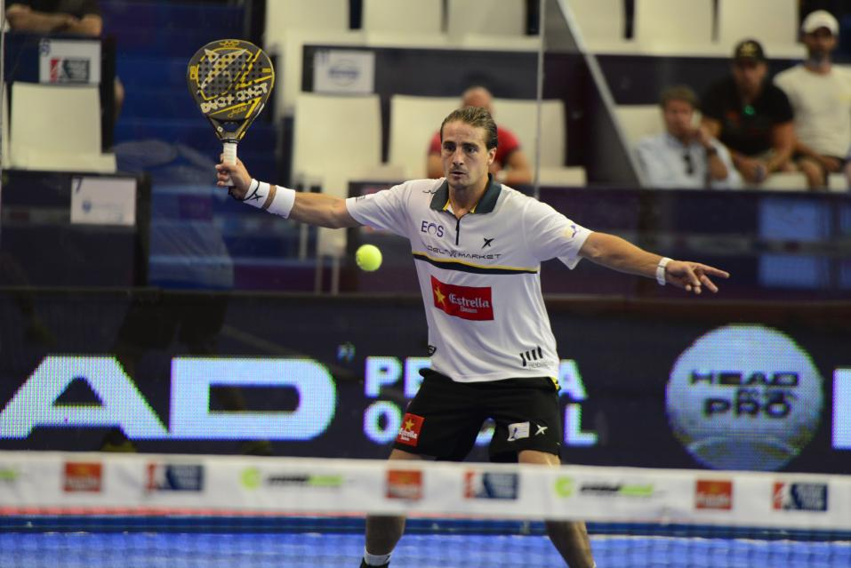 Fede Quiles World Padel Tour