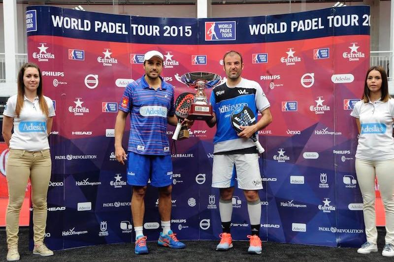 Campeones World Padel Tour La Palma