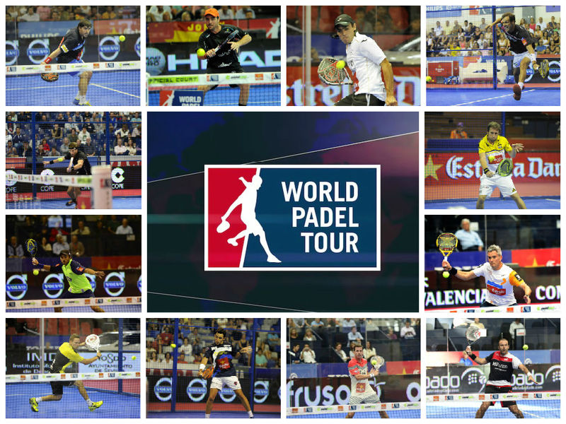 Edad de los Top50 World Padel Tour