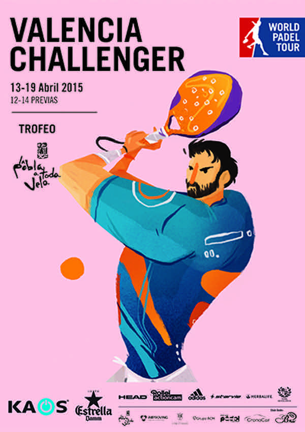 World Padel Tour Valencia Challenger 2015