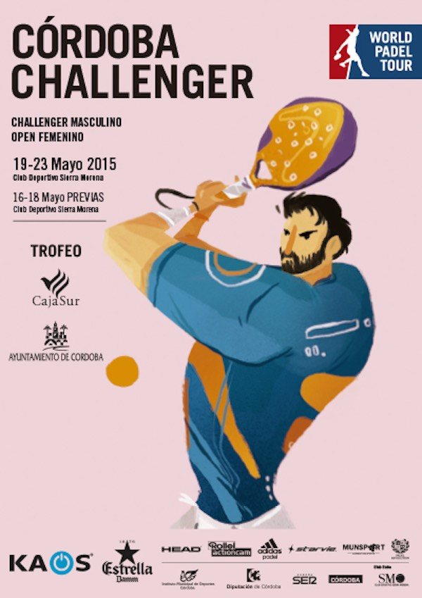 World Padel Tour Córdoba Challenger 2015