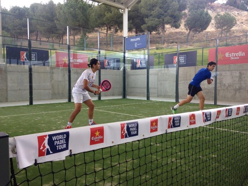 Pre previa World Padel Tour Valladolid