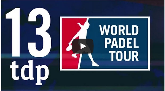 Programa 13 World Padel Tour 2015