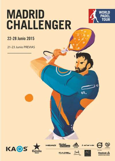 World Padel Tour Madrid Challenger 2015