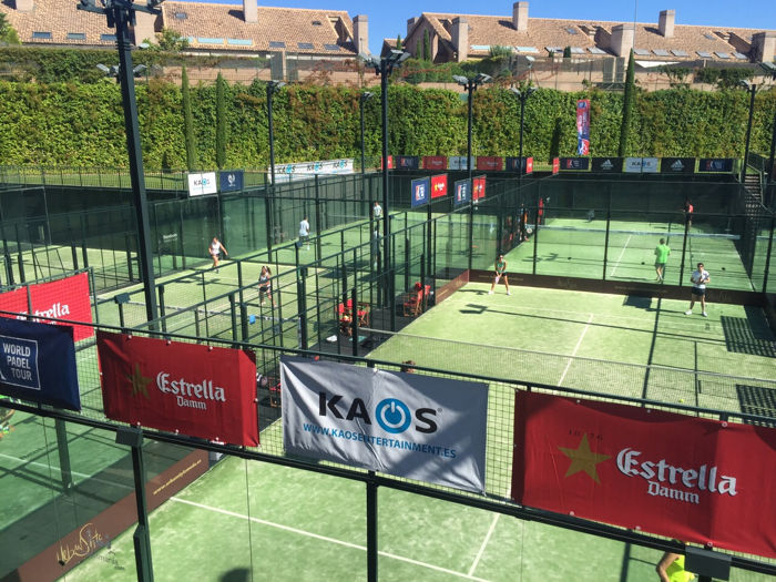 World Padel Tour Madrid Challenger003