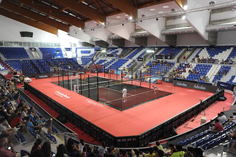 World Padel Tour Mallorca 2015 Panoramica