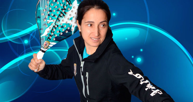 Icíar Montes, nueva Seleccionadora femenina española de padel