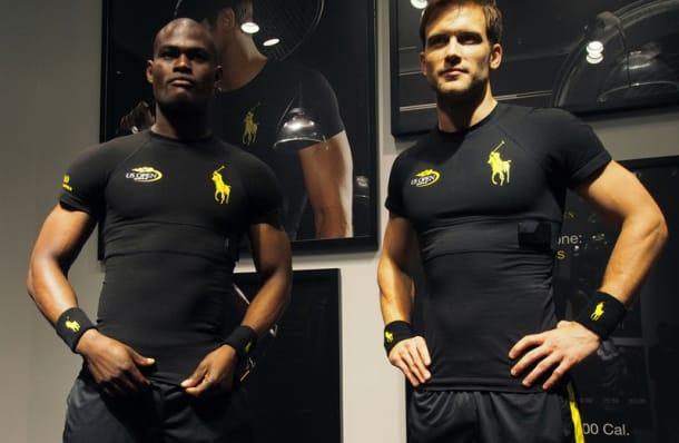 La primera camiseta deportiva inteligente novedad para esta temporada